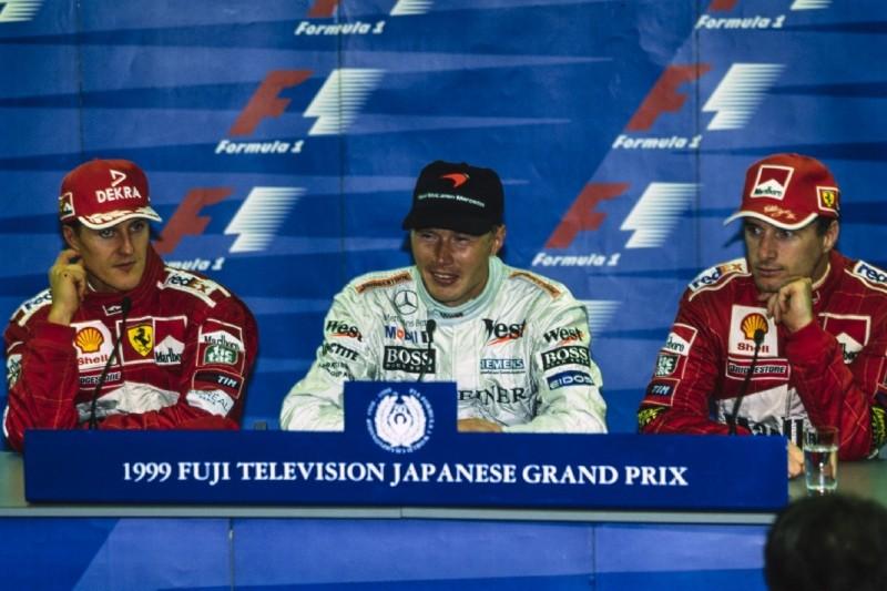 Häkkinen glaubt: Schumacher wollte 1999 nicht, dass Irvine Weltmeister wird