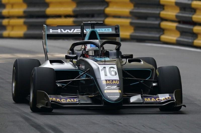 Formel-3-Weltcup Macau 2019: Hughes im ersten Qualifying vor Beckmann