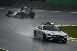 Formel-1-Wetter Brasilien: Alle Sessions bis zum Rennen nass?