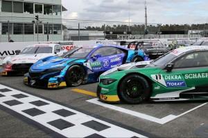 Dream Race in Fuji: Diese Fahrer und Boliden sind am Start