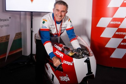 "Jorge ""Aspar"" Martinez zur MotoGP-Legende ernannt"