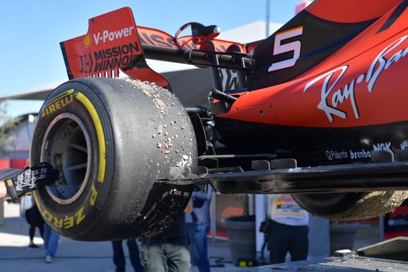 Vettel vor Brasilien: Grund für Aufhängungsbruch in Austin geklärt