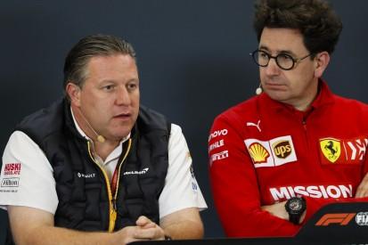 """Formel 1 mit 25 Rennen: Teams sind """"nicht überzeugt"""""""