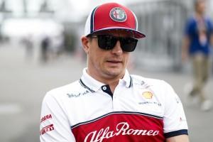 """Kimi Räikkönen: 2019 war """"in letzter Zeit ziemlich beschissen"""""""