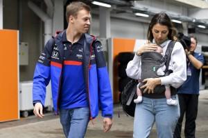 """Daniil Kwjat mit besonderem Fan in Brasilien: """"Habe so viele Heimrennen!"""""""