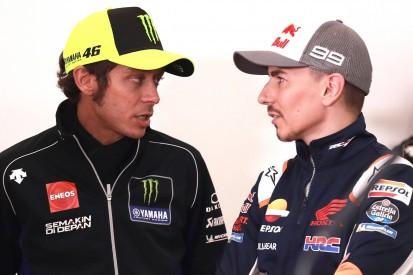 """Rossi: """"Ich würde es sehr begrüßen, Lorenzo als Testfahrer zu haben"""""""