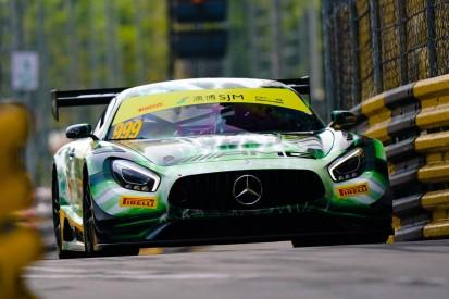 GT-Weltcup Macau: Raffaele Marciello schnappt sich die Pole