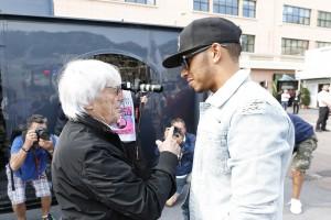Lewis Hamilton: Mit Ecclestone hätten wir noch kein Social Media