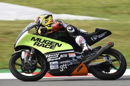 Moto3 Valencia 2019: KTM-Pilot Jaume Masia am Freitag Tagesschnellster