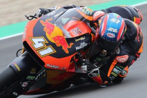 Moto2 Valencia 2019: Brad Binder im FT2 vorn, Marcel Schrötter Elfter