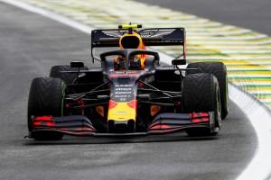 Formel 1 Brasilien 2019: Albon Schnellster, Albon crasht