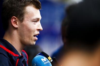 Daniil Kwjat: Vertrag stand lange vor Bekanntgabe fest