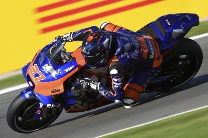 Fehlerfreies MotoGP-Debüt: Iker Lecuona liegt nur 2,3 Sekunden zurück