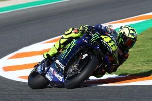 """""""Dummer Fehler"""": Valentino Rossi erklärt Trainingsstürze in Valencia"""