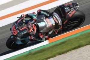 Yamaha-Doppelspitze am Freitag: Quartararo vor Vinales, aber...