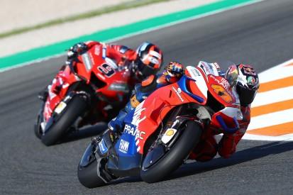 Miller bester Ducati-Pilot: Gerüchte über Platztausch mit Petrucci