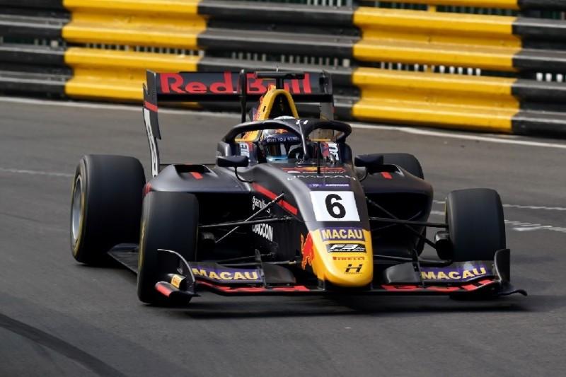 Formel-3- Weltcup Macau: Jüri Vips gewinnt Qualifikations-Rennen