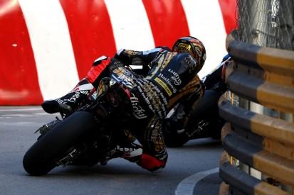 Abbruch nach Crash in Macau: Motorrad-Rennen ohne Sieger