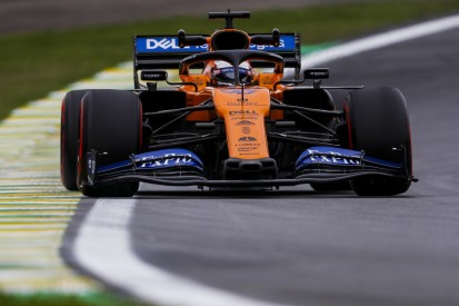 McLaren erlebt Rückfall: Balanceprobleme am Freitag