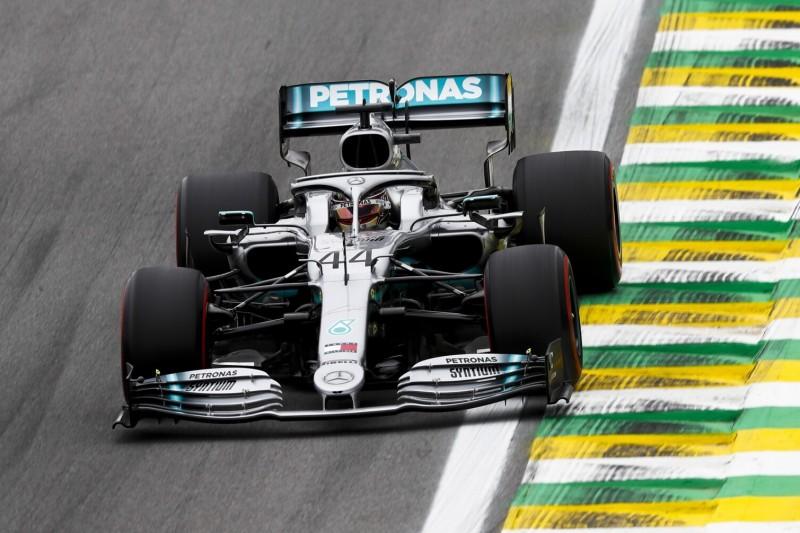 """Allison: Mercedes W10 im Qualifying """"kein Traumauto"""" für Hamilton"""