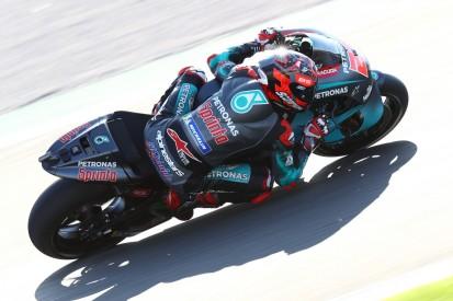 MotoGP Valencia 2019: Fabio Quartararo auf Pole, Valentino Rossi im Q2 Letzter
