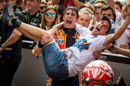 Alex Marquez zu Honda: Das denken sein Bruder Marc, Lorenzo und Rossi