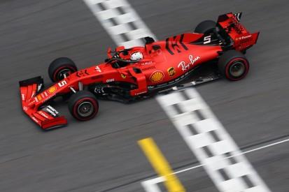 """Sebastian Vettel rechnet mit """"sehr schwierigem"""" Brasilien-Rennen"""