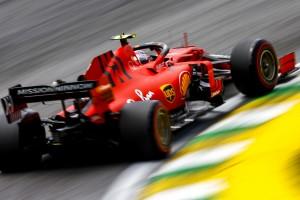 Ferrari kämpft mit Reifen: Binotto sieht Verstappen als Hauptgegner