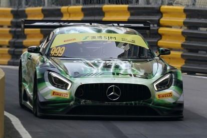 GT-Weltcup Macau 2019: Mercedes-Sieg durch Raffaele Marciello