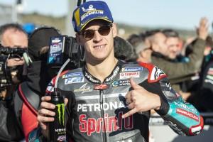 Fabio Quartararo bester Yamaha-Pilot: Große Genugtuung beim Saisonfinale