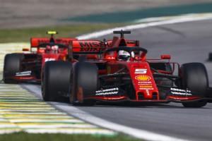 """""""So ein Bockmist aber auch!"""": Vettel tobt nach Leclerc-Crash"""