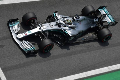 """""""Ich komme rein"""": Mercedes gibt Lewis Hamilton keine Schuld"""
