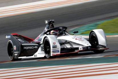 Wie Porsche die Formel-E-Last auf mehrere Schultern verteilt