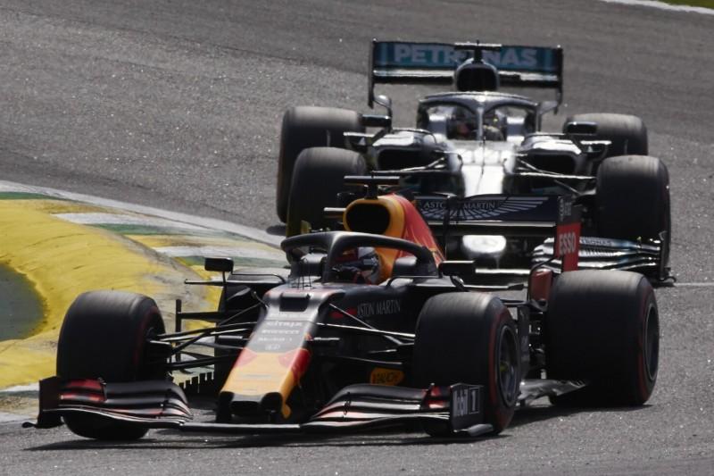 Verstappens erstes Überholmanöver: Warum Hamiltons Batterie leer war - Motorsport.com Deutschland