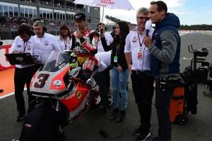 Kiefer verabschiedet sich mit einem Ausfall aus dem Grand-Prix-Sport