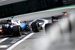 """""""Konnte nichts machen"""": Kubica entschuldigt sich bei Verstappen"""