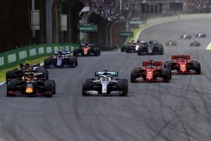 TV-Quoten Brasilien: Formel-1-Spektakel lässt RTL, Sky und ORF jubeln