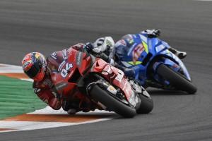 Dovizioso beendet MotoGP-Saison mit Punkterekord und gemischten Gefühlen