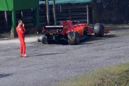 Nico Rosberg: Fehler eher auf Sebastian Vettels Seite