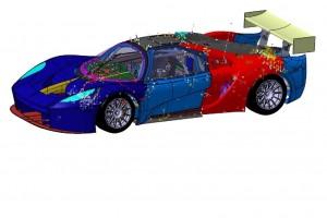 Glickenhaus auf Kurs: Erste Tests mit SCG004 im Januar