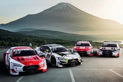 Dream-Race Fuji: Neue Audi-Lackierungen für Rast & Co.