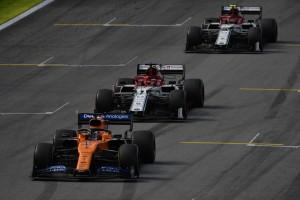 So knapp war Räikkönen am Podium dran: Historisches Ergebnis für Alfa!