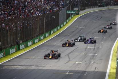 Nach Brasilien: Formel 1 denkt über neue Re-Starts nach