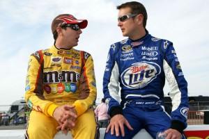 """Kurt Busch: """"Wenn ihr glaubt, dass ich gut bin, schaut euch meinen Bruder an"""""""