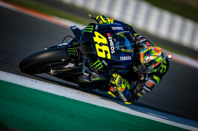 Yamaha: Valentino Rossi und Maverick Vinales loben neues Motorrad für 2020