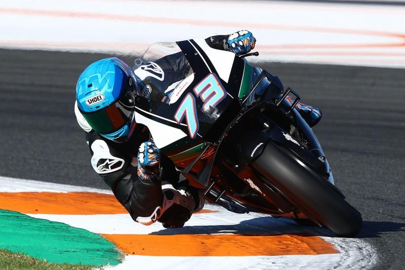 Honda in Ersatzteil-Not: Marquez-Brüder stürzen beim Debüt als Teamkollegen