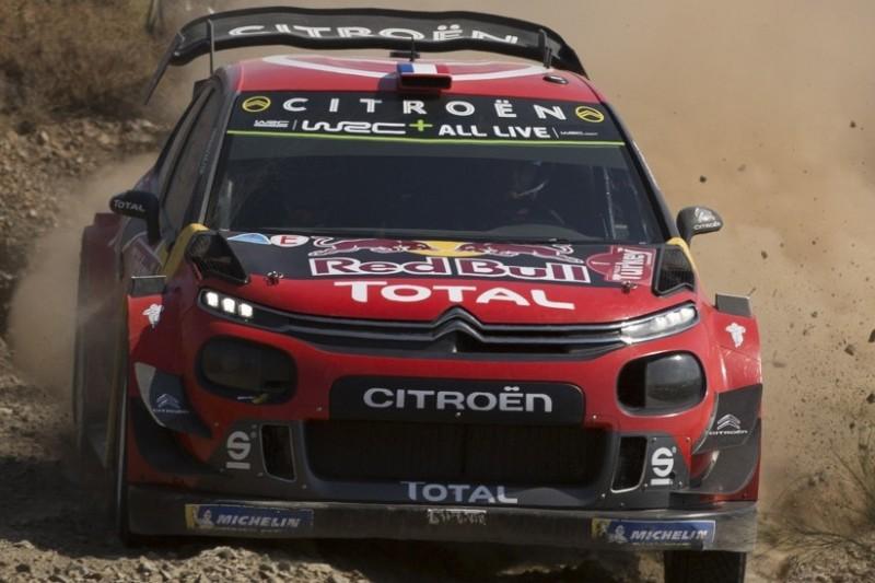 Citroen bestätigt sofortigen Ausstieg aus der Rallye-WM