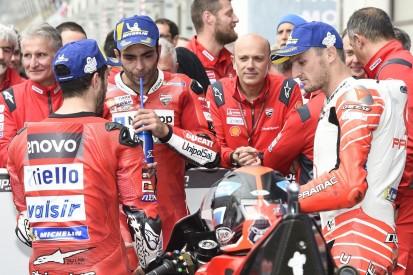 """""""Bullshit"""": Ducati nimmt zu Petrucci-Miller-Gerüchten Stellung"""