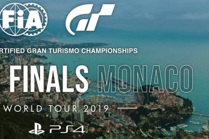 Livestream: Finale der FIA Gran Turismo Live World Tour in Monaco