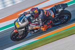 KTM-Entwicklung: Pol Espargaro vom neuen Chassis begeistert